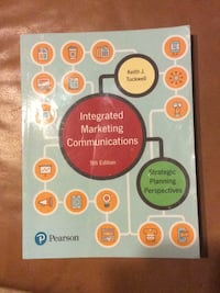 Integrated Marketing Communications 5th Edition Keith J Tuckwell