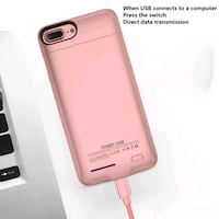 suqy Rechargeable Battery Charger Case for iphone Models Surrey, V3V 0A9