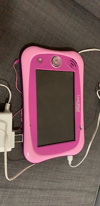 New leap pad pink