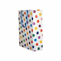 Multicolored Paper bags for giving gifts Gothenburg, 417 21