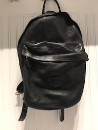 Roots Leather Backpack!