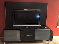 Gently used Black/Brown TV Stand Martinsburg, 25405