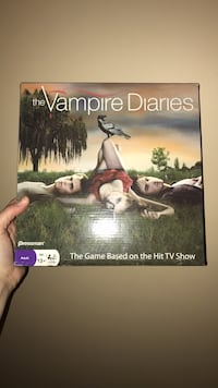 The vampire diaries Winnipeg, R2K 2K5