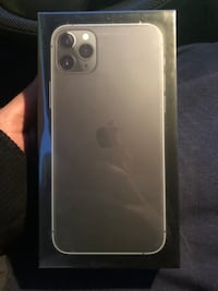 IPHONE 11 PRO MAX 256GB BRAND NEW SEALED