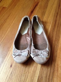 Nude lace flats Greer, 29650