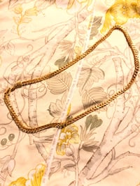 Gold Mens Chain Edmonton, T6T