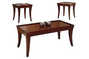 3 PC coffee table sets