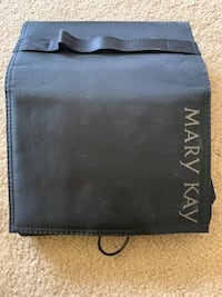 Mary kay roll up makeup bag