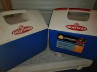 2 for 1 playmate flip top coolers Houma, 70360