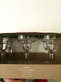 Glasses - Margarita drink glasses