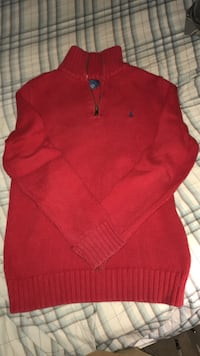 Red Polo Sweater for kids Shelbyville, 37160