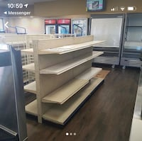 Gondola for sale ,8 units with shelves , 750$  Sykesville, 21784
