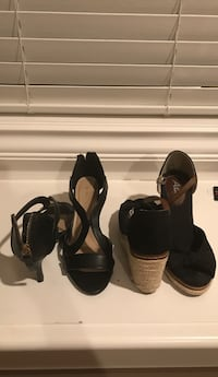 2 pairs of shoes size 7-7.5  Vancouver, V5M
