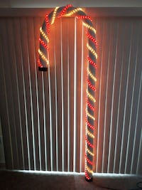 Elite Candy Cane Christmas Decoration