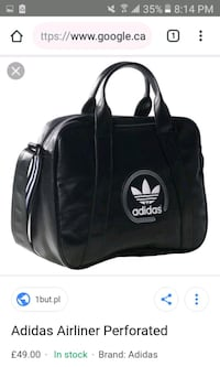 Adidas shoulder bag Edmonton, T5H 2W4