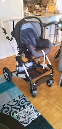 stroller with car seat Mississauga, L5A 4A5