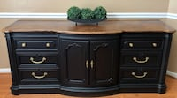 Dresser/ buffet table