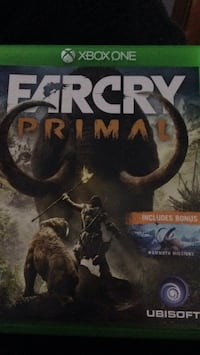 Farcry Primal PS4 game case Somerset, 42503
