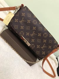 Shoulder and cross Louis Vuitton bag, Manassas, 20110