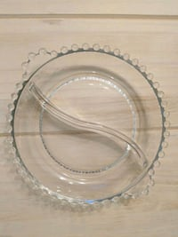 Glass candy dish, small Akron, 44321