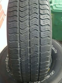 235 70 R15 one tire General Grabber0 Tampa, 33607