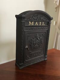 Unique Christmas Gift! Brand New Vintage Style Aluminium Mail Box Calgary, T2X