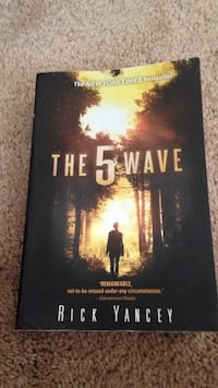 The 5th wave book Coquitlam, V3K 6E3