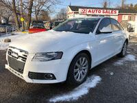 2010 Audi A4 1Owner/No Accident/Quattro/Automatic/AS IS Special Scarborough, ON M1J 3H5, Canada