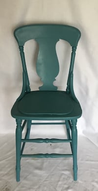 Blue Wood Chair Westmont, 60559