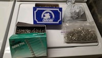 Safety pins, new in boxes, one box or all.