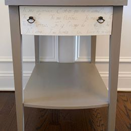 Side table / accent table / end table