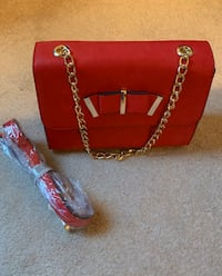 Kate Spade Red purse Boonsboro, 21713