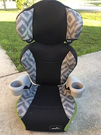 Booster seat for car