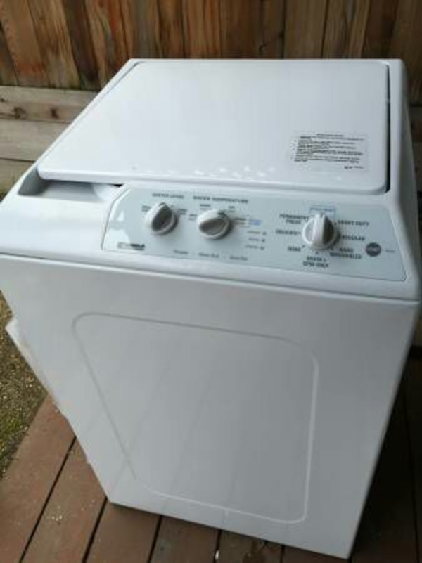 Used Kenmore portable washer apartment size for sale in ...