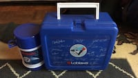 Blue jays collectable thermos and lunch box great condition  Richmond Hill, L4B
