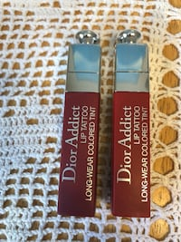 DIOR ADDICT Lip Tattoo Long-Wear Tint Lipstick Makeup Toronto, M8W 3P3