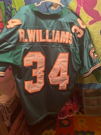 R. Williams Jersey