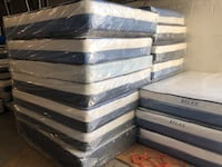 New Mattresses come with box spring - FREE DELIVERY TODAY  47 mi