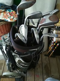 Ben Hogan hold clubs Price Negotiable Michigan, 48383