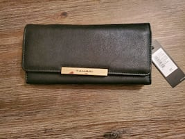 New with tags - Tahari Royal Flush Clutch wallet