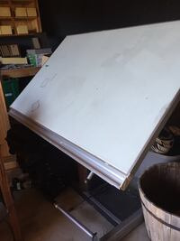 Electric drafting table  Rocky View No. 44, T3Z 1G2