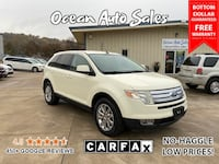 2007 Ford Edge FWD SEL PLUS FREE WARRANTY!!! Catoosa