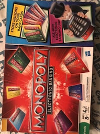 Monopoly electronic board game