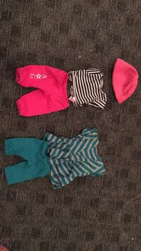 American girl doll outfits Wyoming, 45215
