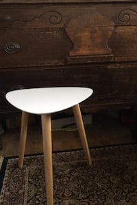 Small mid century side table
