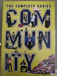 Community the Complete Series DVD  Mississauga, L4X 1T6