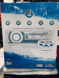 Dual marine radio(NEW)