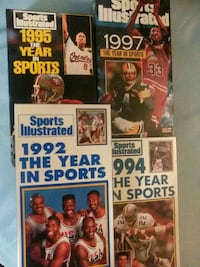 Sports Illustrated Year in Sports  [PHONE NUMBER H