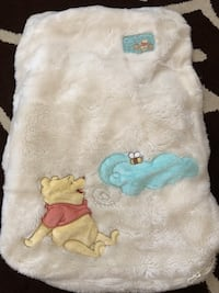 Winnie the Pooh baby car seat cover Vaughan
