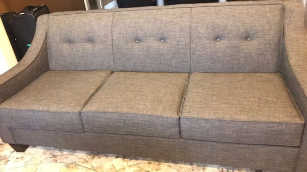 New Canadian made two high-end sofas